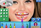 Zoey Deschanel u dentysty