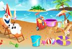 Olaf i jego wakacje