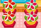 Ciastkowe kwiatki