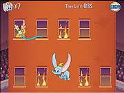 Gra słonik Dumbo