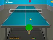Gra Rozgrywki w tenisie stołowym