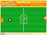 Garfield gra w Tenisa