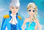 Elsa w podróży poślubnej