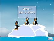 Walka pingwinów o panowanie na Antarktyce