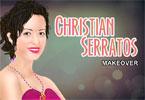 Christian Serratos makijaż