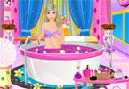 Barbie w salonie Spa