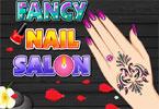 Fantazyjny manicure