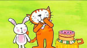 Gra Kotka Pusia dla dzieci