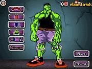 Ubieranka Hulk