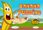 Pudding bananowy