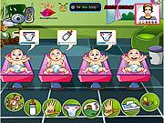 Gra z bobasami dla dzieci