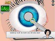 Operacja na otwartym oku