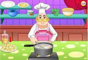 Lekcja gotowania z Mistrzem Kuchni
