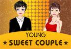 Młodzi zakochani