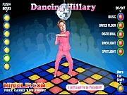 Dancing Hilary