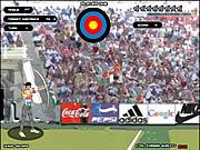 Zawody w strzelaniu z łuku gra online