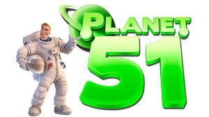 Planeta 51 z bajki dla dzieci