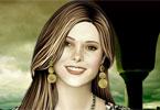 Ashley Greene makijaż