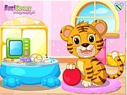 Opieka nad tygryskiek