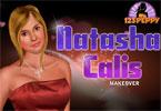 Natasha Callis makijaż
