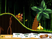Gra Przygoda Donkey Konga w dżungli
