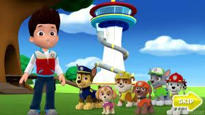 Gra Psi Patrol dla dzieci