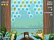 Gra z pryskającymi bańkami