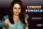 Lyndsy Fonseca makijaż