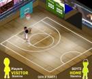 Koszykówka na dwie osoby