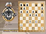 Gra w szachy z robotem