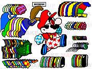 Wystylizuj Mario na wieczorne spotkanie