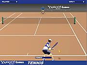 Turniej w tenisa 3d
