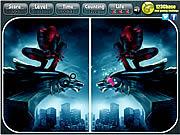 Spiderman różnice