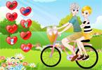 Miłość na rowerz