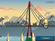 Gra rozwalanie mostów