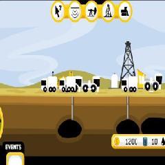 Gra w wydobywanie ropy naftowej