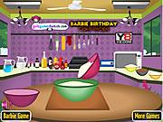 Robienie i pieczenie tortów Barbie