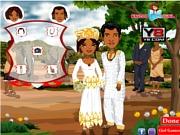Afrykański ślub