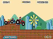 Traktor i Mario