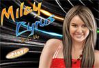 Miley Cyrus makijaż