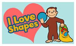 Nauka kształtów dla dzieci