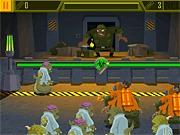 Walki mutantów Zombie