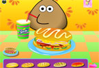 Hot Dog Pou