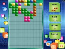 Tetris do góry nogami