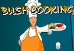 Bush gotuje