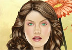 Elisha Cuthbert makijaż