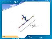 Gra Turniej skoków narciarskich