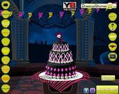 Torty urodzinowe Monster High