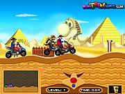 Przygoda Mario w Egipcie