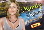 Mandy Moore makijaż